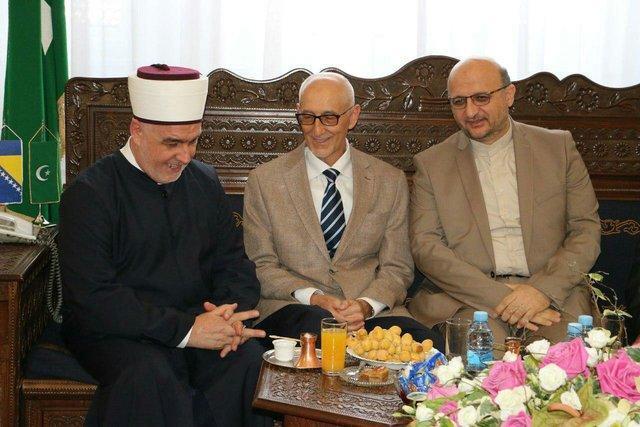مراسم نماز عید قربان در بوسنی برگزار گردید