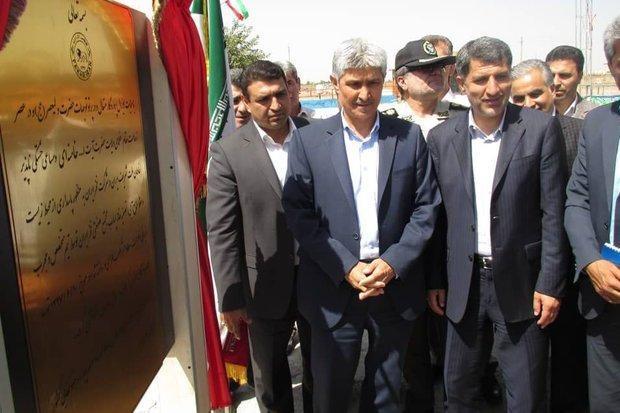 تصفیه خانه صنعتی استان البرز راه اندازی شد