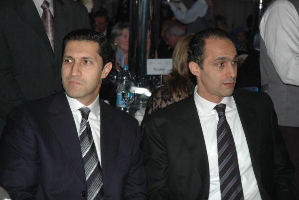 دستگاه قضایی مصر حکم بازداشت پسران مبارک را صادر کرد