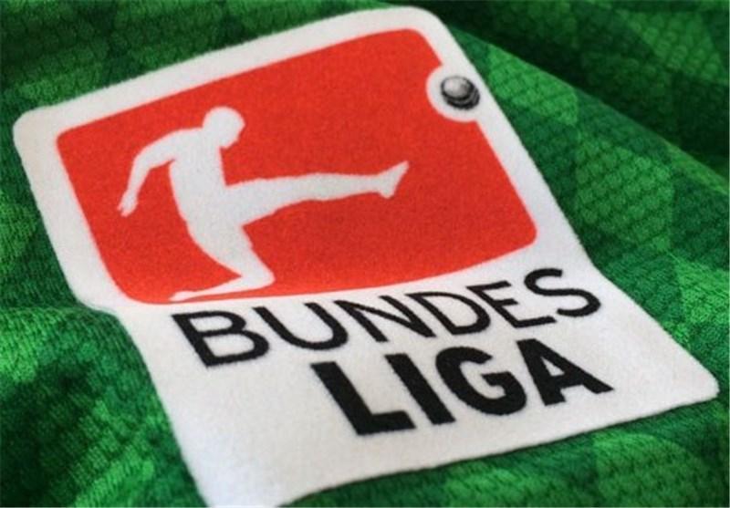 فوتبال دنیا، جدول رده بندی بوندس لیگا در سرانجام هفته چهارم