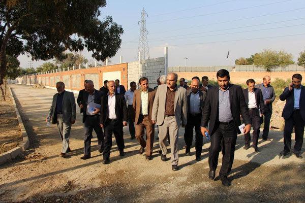مسائل شهری محله های پیرامون حرم حضرت عبدالعظیم (ع) آنالیز شد