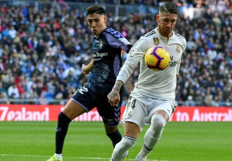 فوتبال دنیا، برتری رئال مادرید در اولین روز مربیگری سولاری در لالیگا