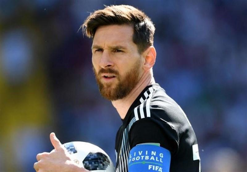 کوشش اسکالونی برای بازگرداندن مسی به تیم ملی آرژانتین