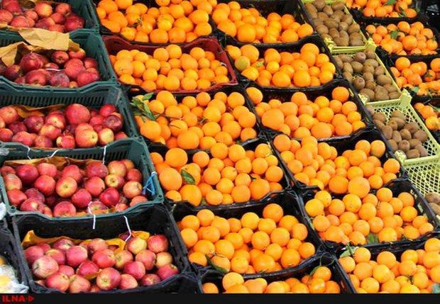انتها ذخیره سازی 30هزارتن سیب درختی برای شب عید