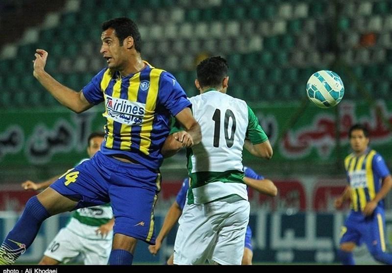 لیگ برتر فوتبال، تساوی بی حاصل ذوب آهن و ماشین سازی