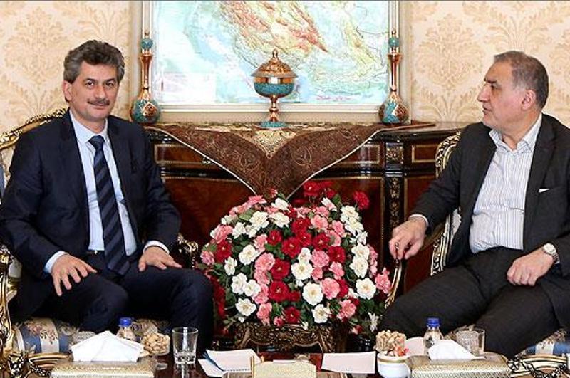 سفیر ترکیه: برای گسترش روابط با تهران تلاش می کنیم