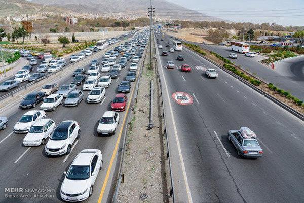 ثبت بیش از 2 میلیون تردد در جاده های گلستان