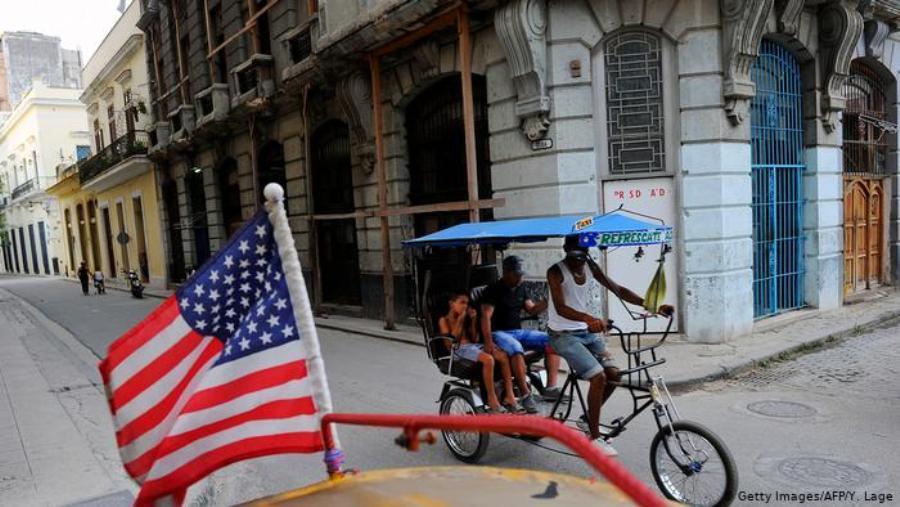 نماینده اتحادیه اروپا اقدام آمریکا علیه کوبا را محکوم کرد