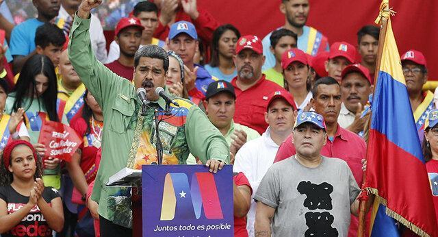 خروج رسمی ونزوئلا از سازمان کشورهای آمریکایی؛ مادورو: از شر وزارت مستعمره آمریکا خلاص شدیم