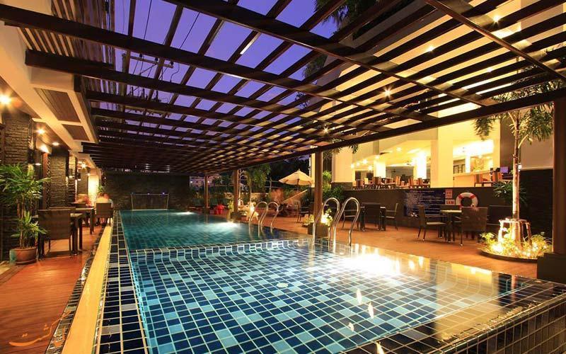 معرفی هتل 3 ستاره بارامی هیپ در پوکت