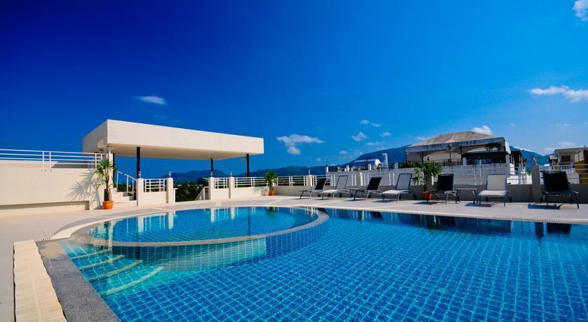 آشنایی با هتل 3 ستاره اشلی پلازا پاتونگ پوکت