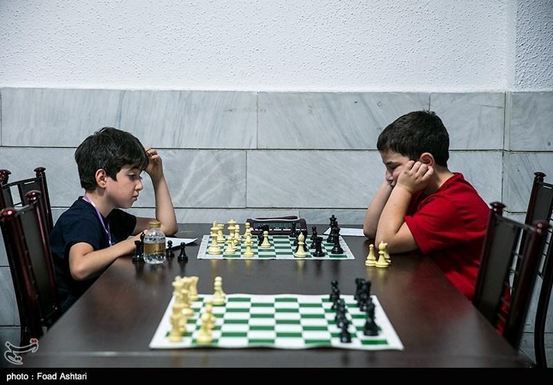 معرفی نفرات برتر مسابقات شطرنج سریع رده های سنی قهرمانی کشور