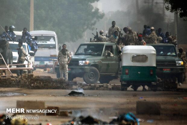 حمله نیروهای امنیتی سودان به مقر مخالفان