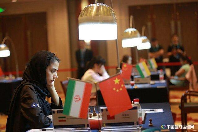 سیزدهمی خادم الشریعه در مسابقات آزاد چین
