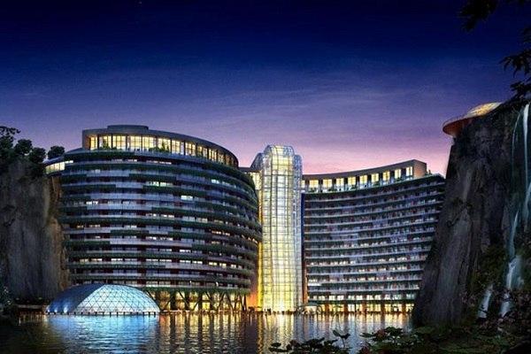 آشنایی با هتل های چین