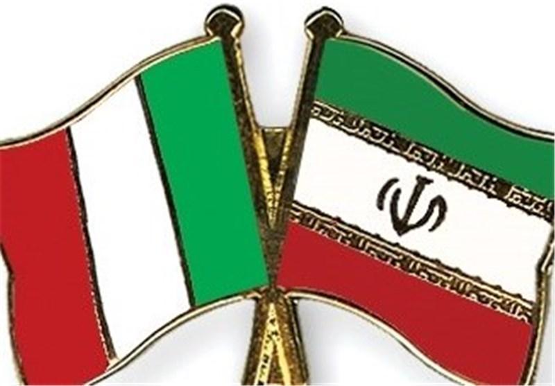 اراده دولتمردان ایتالیایی برای گسترش روابط با تهران در دوره روحانی