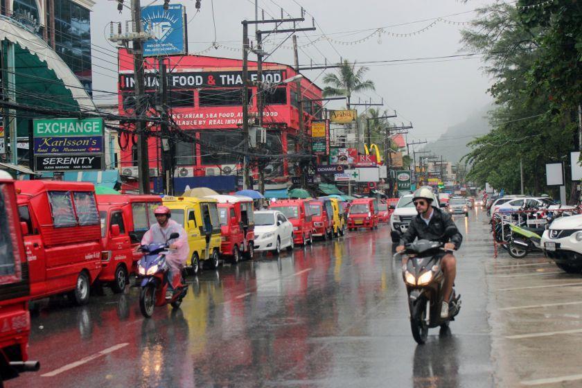 حمل و نقل عمومی در پوکت، تایلند (قسمت اول)