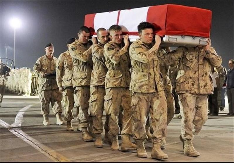 نخستین نیروی نظامی کانادا در عراق کشته شد