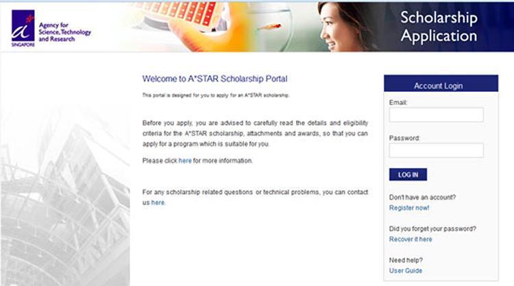 فرصت های تحقیقاتی با دانشگاه ها و بورسیه های بین المللی سنگاپور