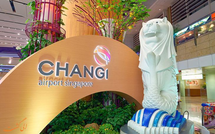 جاذبه های گردشگری فرودگاه چانگی سنگاپور، بهترین فرودگاه جهان!