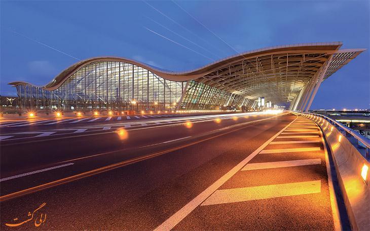 چطور از فرودگاه شانگهای به مرکز شهر برویم؟