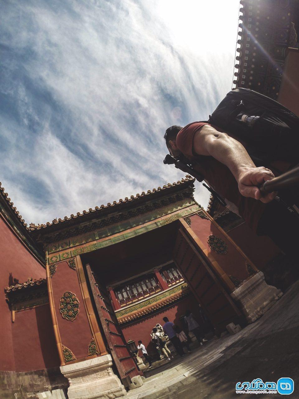 سفرنامه چین، به قلم جهانگرد، رضا علمداری ، قسمت اول