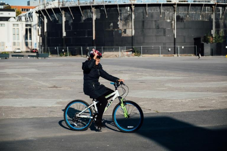 دوچرخه، رکن اساسی رفت و آمد در فنلاند، مهاجران در فنلاند آموزش رایگان می بینند