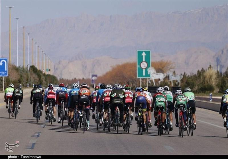 تور دوچرخه سواری ایران - آذربایجان، گنج خانلو پیراهن امتیازی را برای سپاهان حفظ کرد