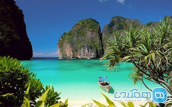 زیباترین سواحل تایلند ، مکان هایی برای گذران اوقاتی شاد و آرام