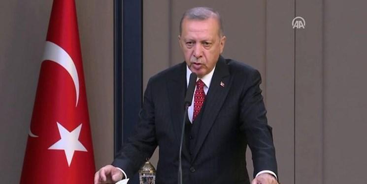 اردوغان: عملیات علیه کردها هر لحظه ممکن است آغاز شود