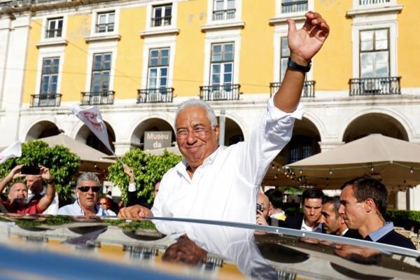 سوسیالیست های پرتغال انتخابات پارلمانی را بردند