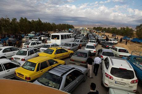 ترافیک سنگین محور ایلام-مهران ، مرزهای دیگر نیمه سنگین و روان