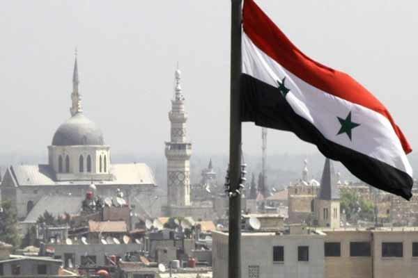 تظاهرات مردم سوریه در اعتراض به حمله ترکیه به شمال شرق این کشور