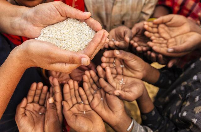 820 میلیون گرسنه در جهان، چگونه گرسنگی را ریشه کن کنیم؟