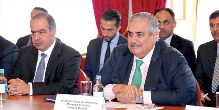 ادعای وزیر خارجه بحرین درباره انتقال سلاح ایران به بحرین