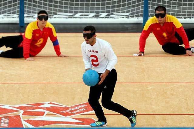 برنامه مسابقات گلبال قهرمانی آسیا اعلام شد