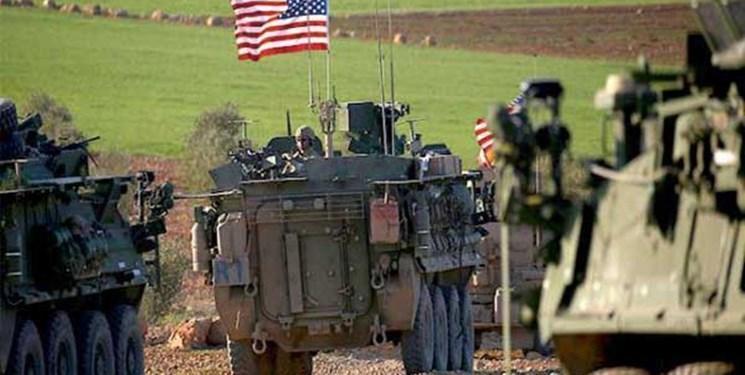 سانا: 55 کامیون حامل تجهیزات نظامی آمریکا سوریه را ترک کردند