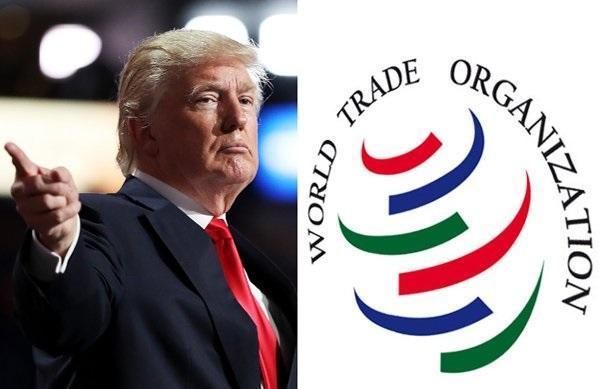 سازمان تجارت جهانی با ترامپ سرشاخ می گردد؟