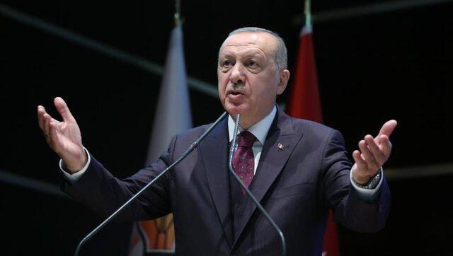 اردوغان: ما به عملیات خود در سوریه تا زمان ایجاد منطقه امن ادامه خواهیم داد