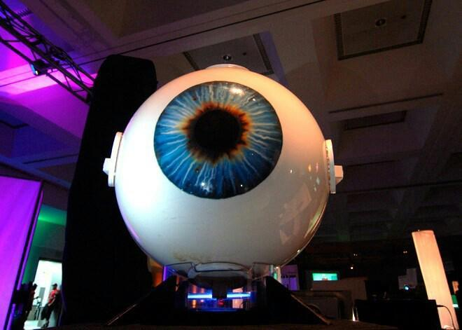 بامزه ترین چشم های رباتیک ساخته شد