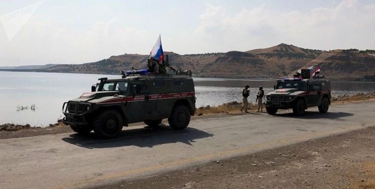 سومین گشت زنی مشترک ترکیه و روسیه در شمال شرق سوریه