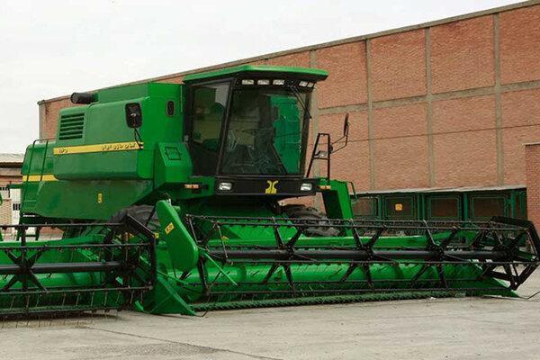 صادرات 468 هزار دلار ماشین آلات کشاورزی