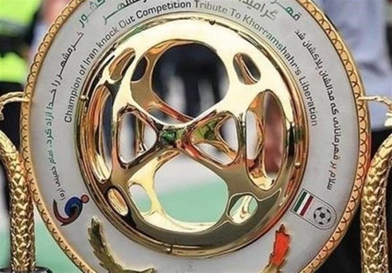 قرعه کشی مرحله یک چهارم جام حذفی برگزار گردید، استقلال به سپاهان خورد، پرسپولیس به شهرداری ماهشهر