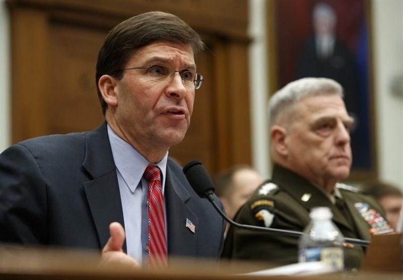 احتمال انتقال نظامیان آمریکایی از افغانستان به دیگر مناطق دنیا