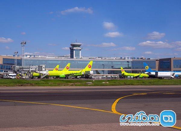 آشنایی با فرودگاه های مشهور شهر تاریخی مسکو