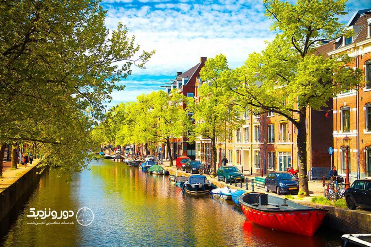 حقایق جالب در خصوص هلند