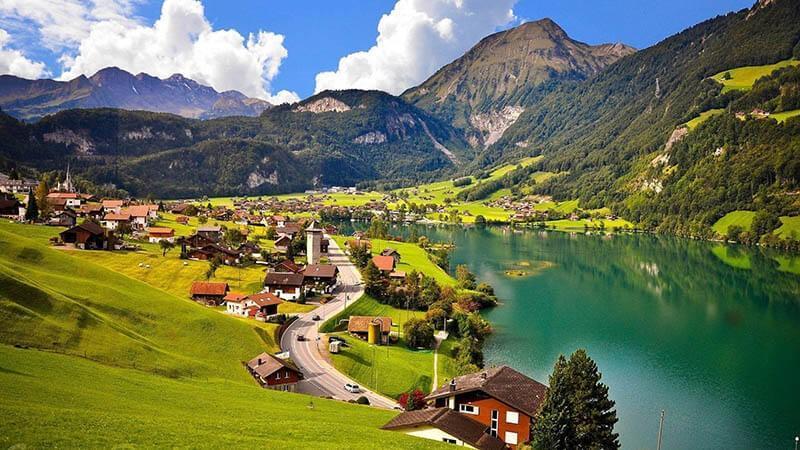 سفر به سوئیس و اروپا و شرایط اخذ ویزا با ویزاگردی