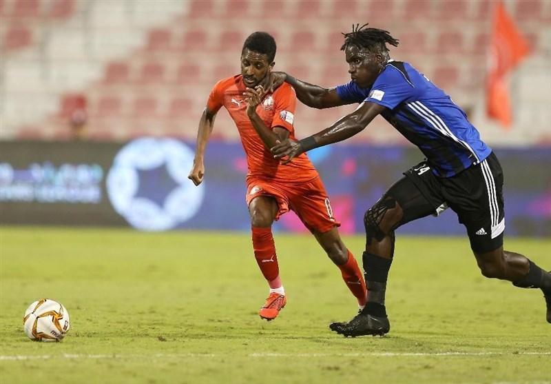 لیگ ستارگان قطر، تساوی العربی برابر حریف 10 نفره