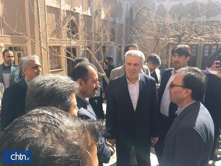 سرمایه گذاری 120هزارمیلیارد ریالی بخش خصوصی در گردشگری اصفهان