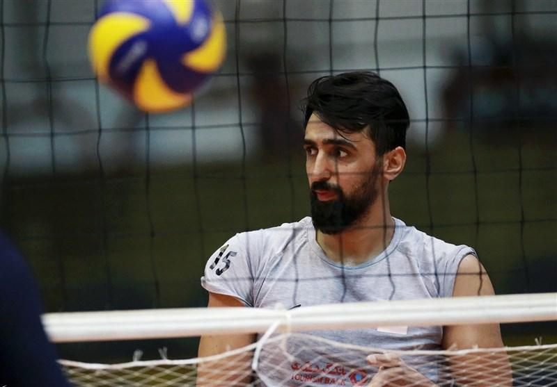 ملی پوش والیبال ایران به شهرداری ارومیه پیوست